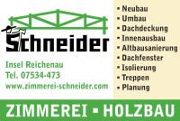 Zimmerei Schneider Logo