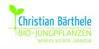 Logo Christian Bärthele Bio-Jungpflanzen GmbH & Co. KG